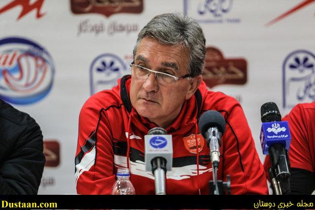 www.dustaan.com پرسپولیس بهترین تیم ایران است