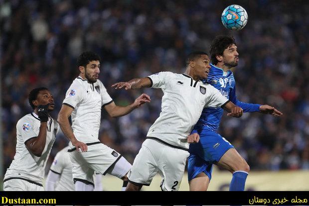 www.dustaan.com شکست استقلال در دقایق پایانی برابر الاهلی