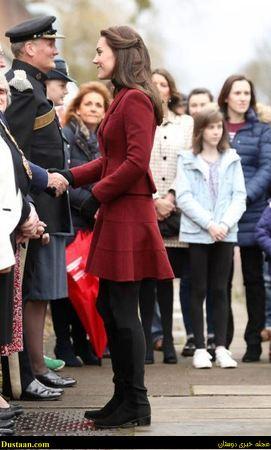 www.dustaan.com وقتی لباس تکراری عروس ملکه انگلیس سوژه می شود! +تصاویر