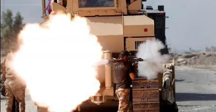 www.dustaan.com داعش فرودگاه موصل را با خاک یکسان کرد