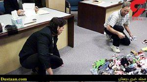 اختلاف بر سر عروسک، باعث طلاق این زوج شد! +عکس