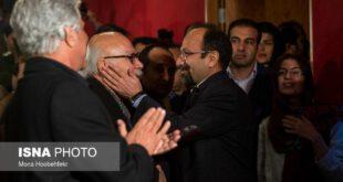 تصاویر: مراسم تقدیر از اصغر فرهادی