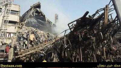 www.dustaan.com احضار کسبه طبقه ۱۲ پلاسکو به پلیس آگاهی
