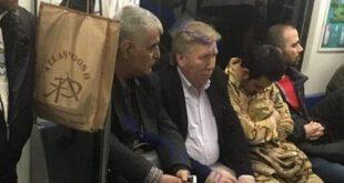 عکس: شباهت جالب یک شهروند تهرانی به ترامپ!