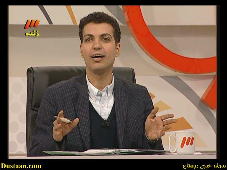 www.dustaan.com انتقاد معاون سیما از برنامه نود
