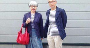 عشق جالب زن و شوهر ژاپنی به هم! +تصاویر