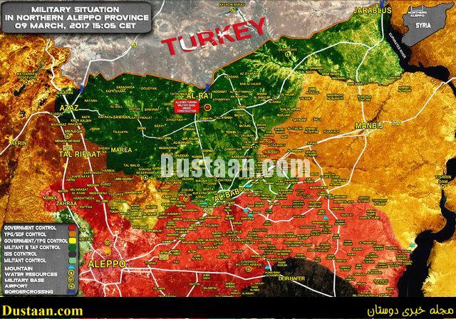 www.dustaan.com-dustaan.com-کشته شدن ۶۰۰ داعشی در حملات هوایی روسیه در سوریه