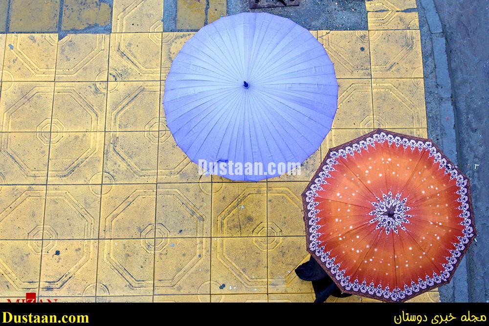 www.dustaan.com اغاز بارش ها از روز اینده در مناطق شمالی و غربی کشور