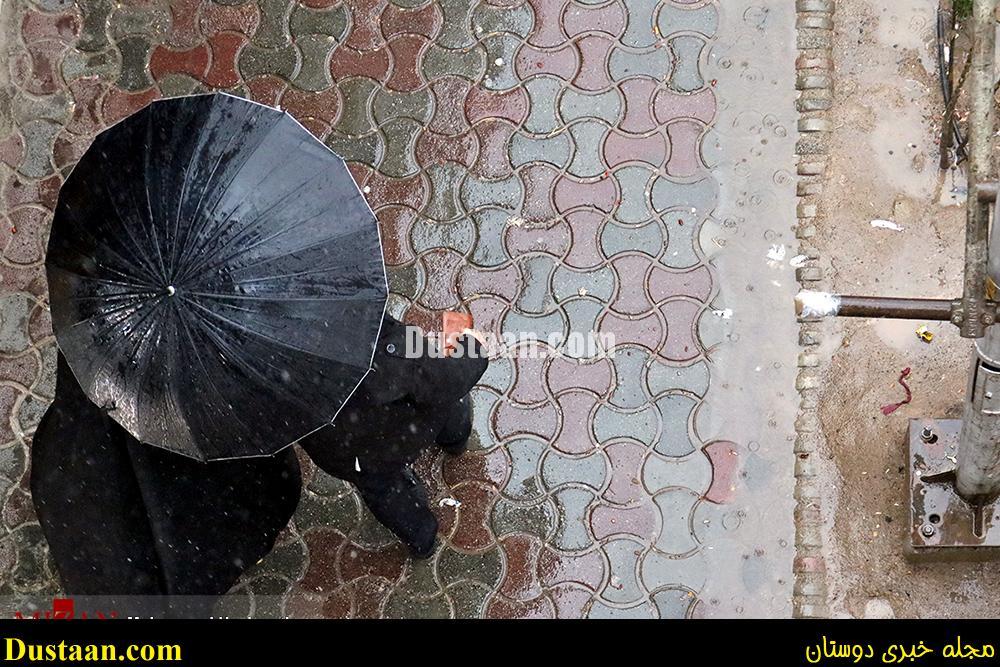www.dustaan.com شروع بارندگی ها در 11 استان کشور؛ پیش بینی بارش برف در خراسان رضوی