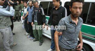 آمار دستگیر شدگان چهارشنبه سوری؛ 1389 مرد و 48 زن