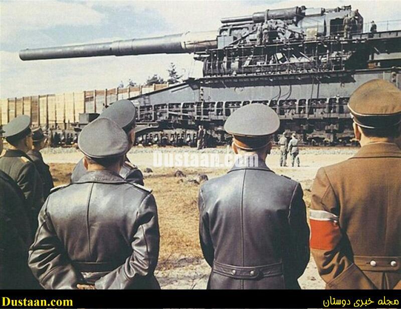 www.dustaan.com سلاح هولناک هیتلر را ببینید +تصاویر