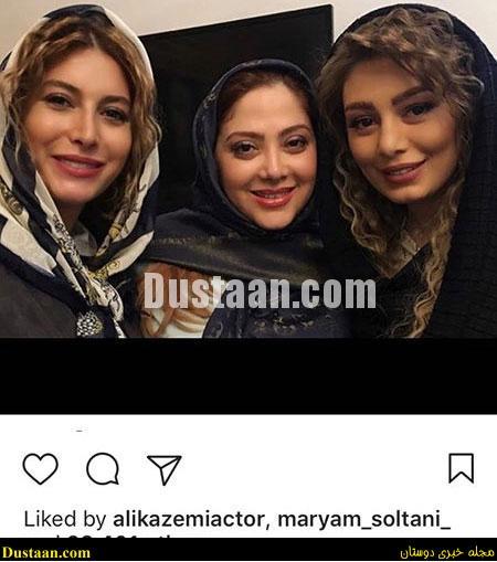 www.dustaan.com تصاویری جالب و دیدنی از بازیگران ایرانی در اینستاگرام «425»