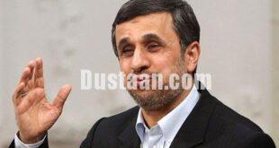 حمایت علنی احمدی نژاد از بقایی