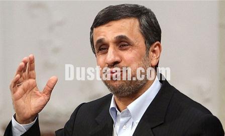 www.dustaan.com حمایت علنی احمدی نژاد از بقایی