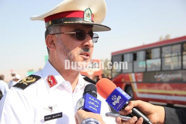 www.dustaan.com جریمه ۲۰۰ تا ۴۰۰ هزار تومانی برای رانندگان متخلف