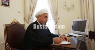 رئیس جمهور به رهبر معظم انقلاب نامه نوشت