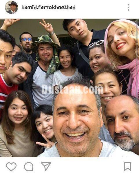 www.dustaan.com خوشگذرانی رضا عطاران و حمید فرخ نژاد در تایلند! +عکس
