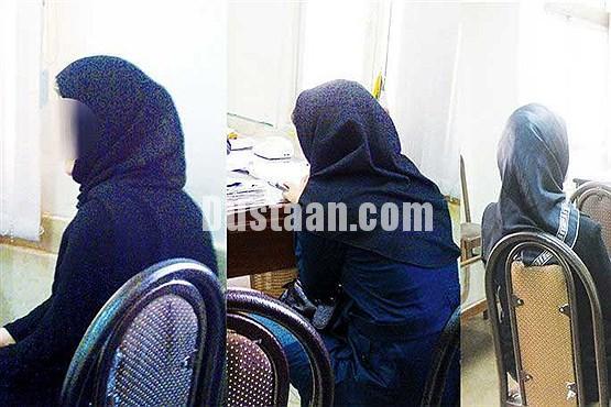 رابطه نامشروع خانم منشی با تاجر 2 زنه +عکس