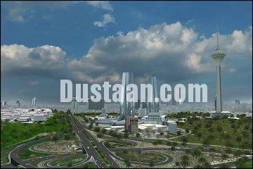 www.dustaan.com برج میلاد شنبه 5 فروردین، به «احترام زمین» خاموش می شود