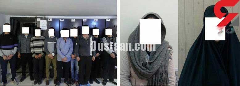 www.dustaan.com نقشه مکارانه 2 زن و 12 مرد برای جایزه بگیرهای تلفنی
