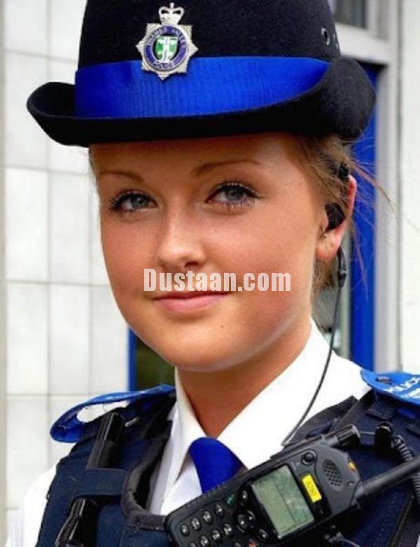 ژست پلیس های زن در کشور های جهان! +عکس
