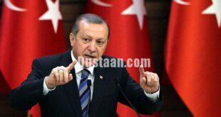 اظهارات ضد ایرانی اردوغان