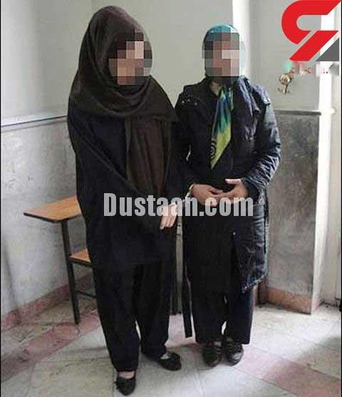 www.dustaan.com اخاذی دو عروس قلابی از مردان جوان