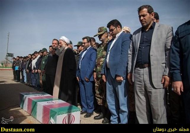 آموزش تصویری رولت بدون فر گزارش تصویری : تشییع پیکر شهید گمنام در کرمانشاه