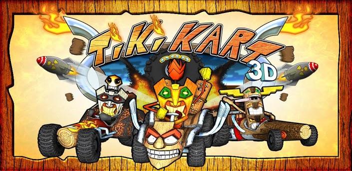 www.dustaan.com بازی tiki kart به سبک کراش!