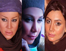 www.dustaan.com نظرات جالب ستاره های مشهور سینمای ایران در رابطه با جراحی زیبایی
