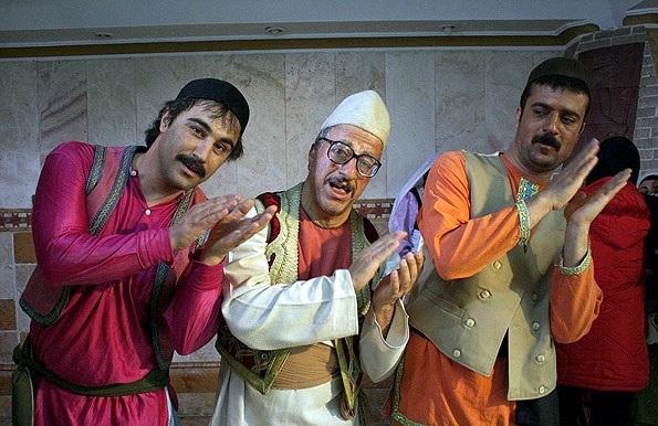 www.dustaan.com ساخت سریال زیبای پایتخت 3 برای نوروز 93