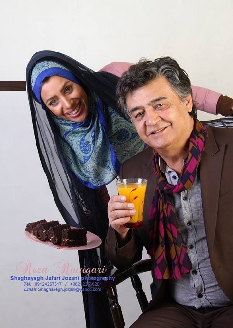 www.dustaan.com تصاویری جدید از رضا رویگری و همسرش+ بیوگرافی مختصر