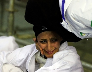 www.dustaan.com رعایت حجاب در بازیهای همبستگی کشورهای اسلامی؛ تیم برنده ایران را از رسیدن به فینال باز داشت!