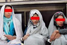 www.dustaan.com اعترافات تکان دهنده سه دختر جوان عضو باند زورگیری
