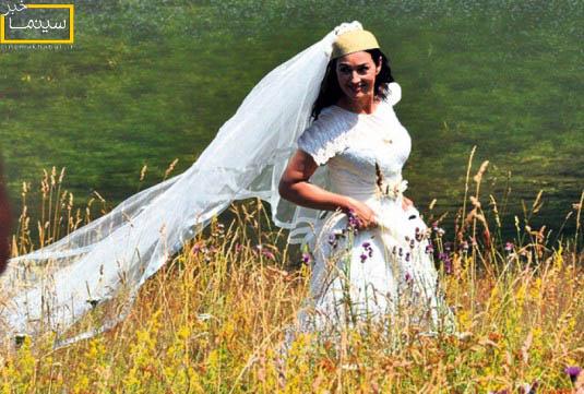 www.dustaan.com تصاویری از مونیكا بلوچی در پشت صحنه فیلم جدید امیر كاستاریكا