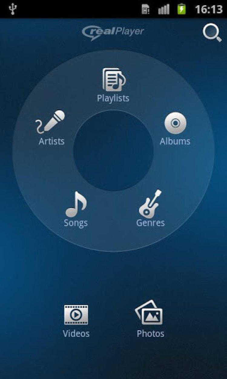 www.dustaan.com برنامه ای قدرتمند برای پخش فایل های ویدیویی RealPlayer 1.1.3.0