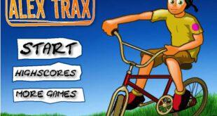 بازی انلاین و زیبای دوچرخه سواری