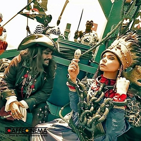 www.dustaan.com (تصاویر)ساسی مانکن در نقش جانی دپ!
