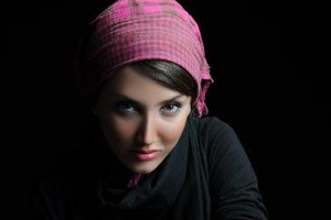 www.dustaan.com بازیگر زن ایرانی بهترین بازیگر نقش اول جشنواره فیلم اسپانیا + تصاویر