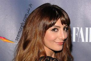 www.dustaan.com نسیم, دختر زیبای ایرانی که بازیگری سرشناس در امریکا شده است! + عکس