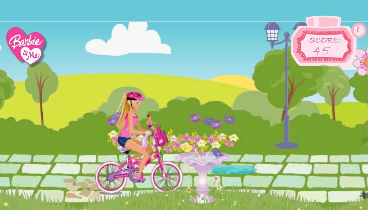 www.dustaan.com بازی انلاین دوچرخه سواری دخترانه!