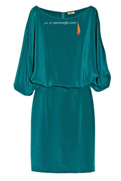 www.dustaan.com بهترین مدل های پیراهن شب پاییزی به پیشنهاد مجله Elle