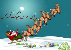 www.dustaan.com اس ام اس های مناسبتی کریسمس 2014 جدید