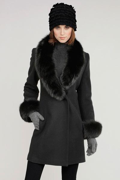 www.dustaan.com مدل های جدید برای پالتو و کلاه زمستانی زنانه 2013