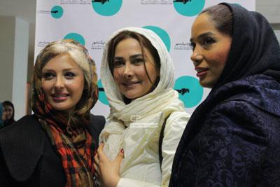 www.dustaan.com تصاویری از حضور جمعی از بازیگران در بنیاد خیریه برکت