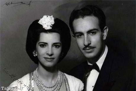 www.dustaan.com دختر مسیحی رضا خان پهلوی !+ عکس