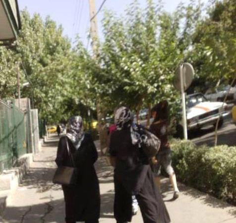 www.dustaan.com عکس یه دختر فوق العاده بی حجاب در تهران