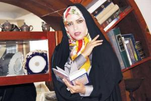 www.dustaan.com زهرا اشراقی دربی را پیشبینی کرد