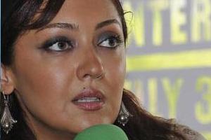 www.dustaan.com نیکی کریمی در اختتامیه جشنواره بین المللی فیلم پونا + تصاویر
