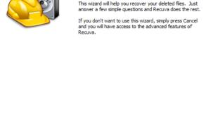 بهترین و اسانترین راه در بازیابی فایل های حذف شده + اموزش تصویری